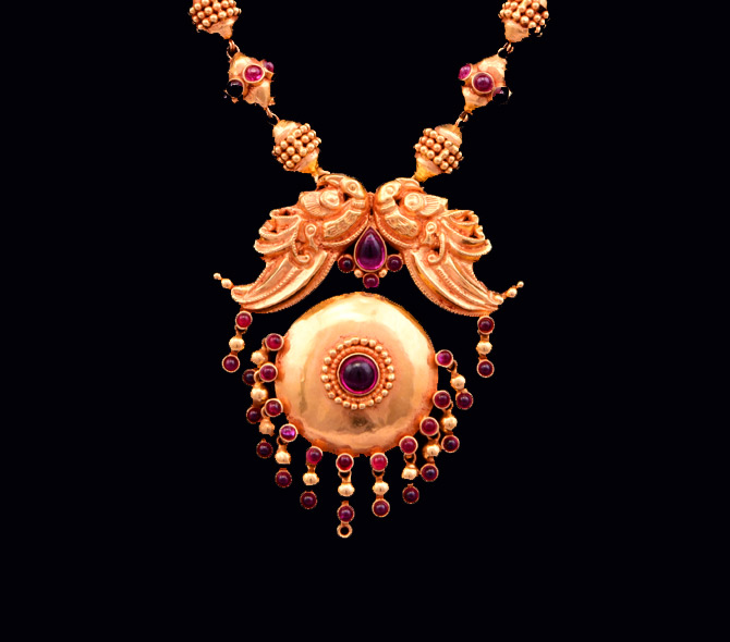 Pearl Jewellery Necklace >> Bhima Gold | Bhima Gold Jewellery Collections - Bhima.in